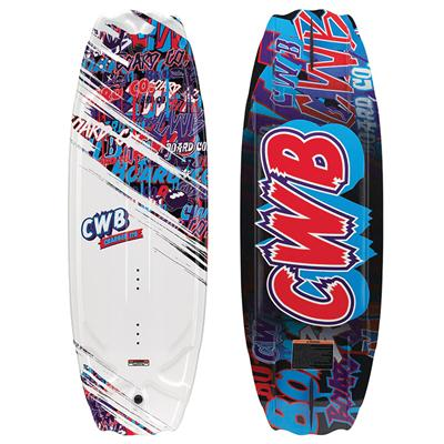 CWB Charger Wakeboard - Boy's 2013