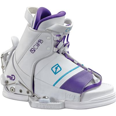 CWB Lulu Wakeboard Bindings - Girl's 2013