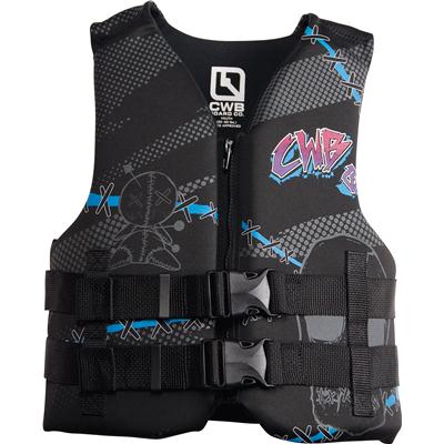 CWB Youth CGA Wakeboard Vest - Boy's 2014