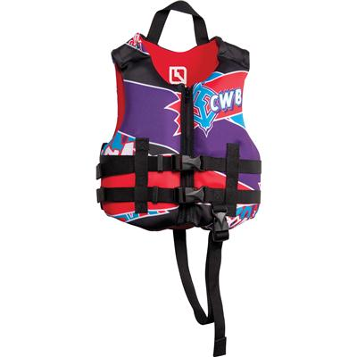 CWB Child CGA Wakeboard Vest - Boy's 2014