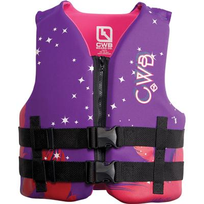 CWB Youth CGA Wakeboard Vest - Girl's 2013