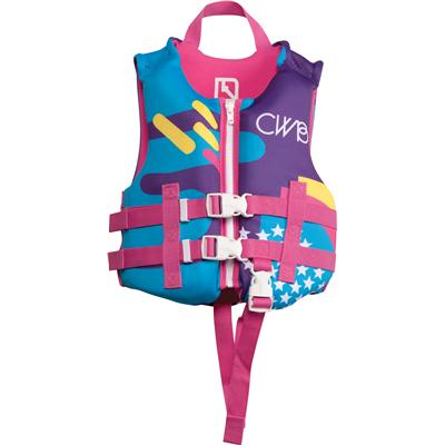 CWB Child CGA Wakeboard Vest - Girl's 2014
