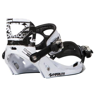 Hyperlite The System Wakeboard Bindings 2013