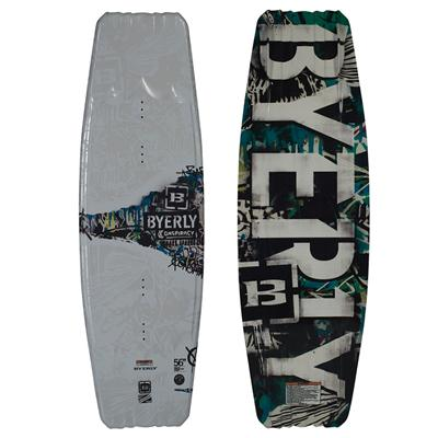 Byerly Wakeboards Conspiracy Wakeboard 2013
