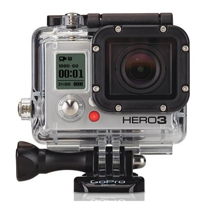 GoPro Hero3 Black Edition Camera - Adventure