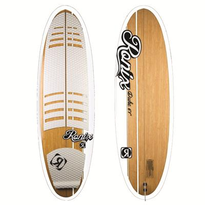 Ronix The Duke Longboard Wakesurf Board 2013