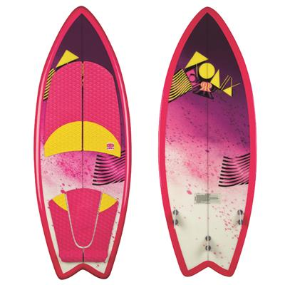 Ronix Koal Fish Wakesurf Board - Women's 2013