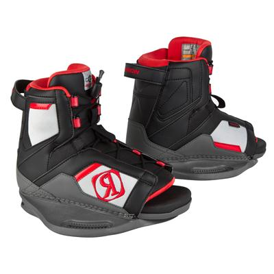 Ronix Vision Wakeboard Bindings - Boy's 2013