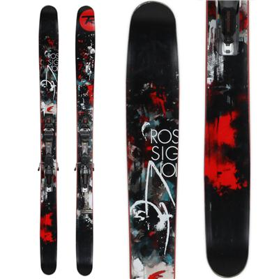 Rossignol Super 7 Skis + SS Bindings - Used 2013
