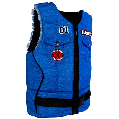 Ronix Hazzard County Impact Wakeboard Vest 2013