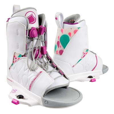 Liquid Force Transit Wakeboard Bindings - Women's 2013