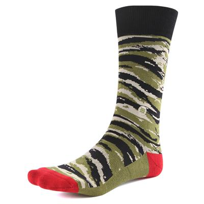 Stance Tiger Toe Crew Socks