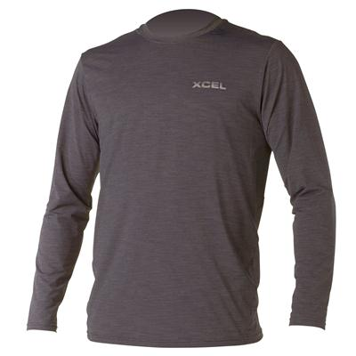 XCEL Heathered VentX Long-Sleeve Top