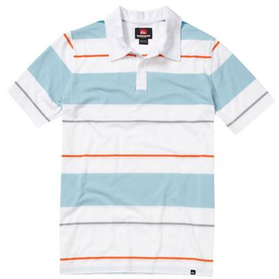 Quiksilver Black Coffee Polo Shirt