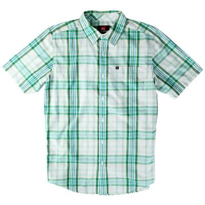 Quiksilver Uncle Pat Short-Sleeve Button-Down Shirt