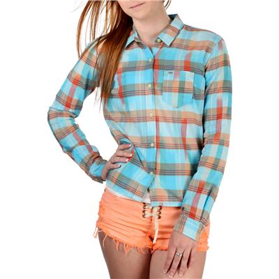 Obey Clothing Ros Button-Down Shirt - Women's
