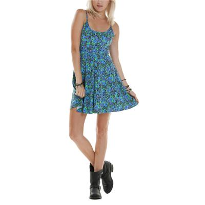 Obey Clothing Kozmic Fleur Dress - Women's
