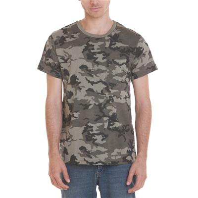 Obey Clothing Camo Pocket T-Shirt
