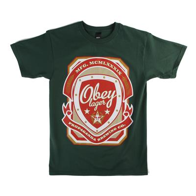 Obey Clothing Propaganda Brewing Co. T-Shirt