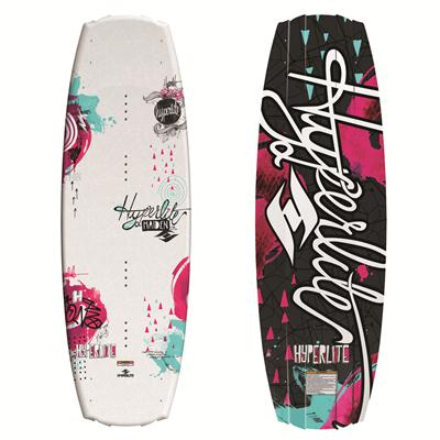 Hyperlite Maiden Wakeboard - Women's 2013