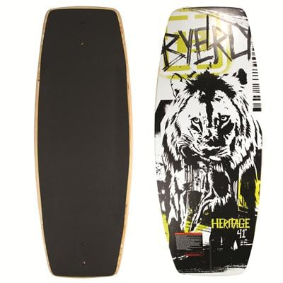 Byerly Wakeboards Heritage Wakeskate 2013