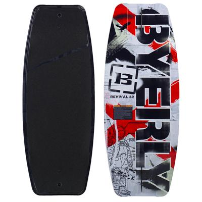 Byerly Wakeboards Revival Wakeskate 2013