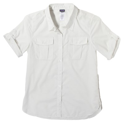 Patagonia Gardener Short-Sleeve Button-Down Shirt - Women's