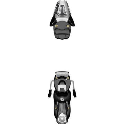 Salomon C5 Ski Bindings (85mm Brakes) - Kid's 2013
