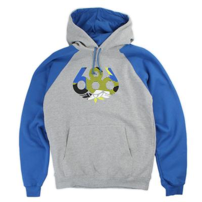 686 Mix Two-Tone Hoodie