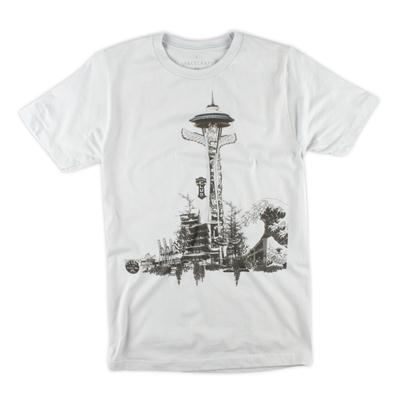 Spacecraft Space Totem T-Shirt