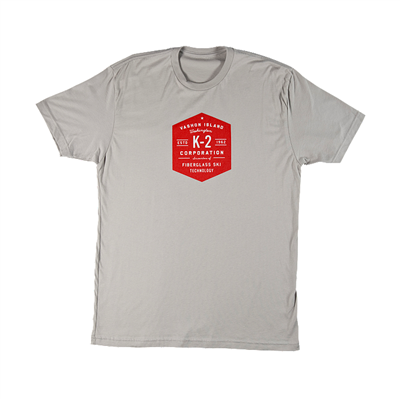K2 Branded Vashon Slim T-Shirt