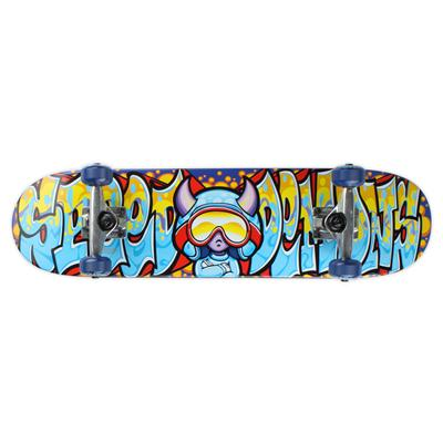 Speed Demons Wildstyle Brigade Complete Skateboard - Kid's