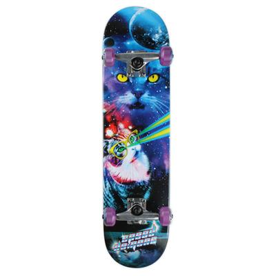 Speed Demons Meow Walker Complete Skateboard