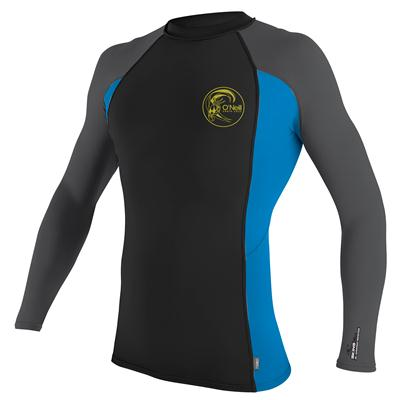 O'Neill Skins Graphic Long-Sleeve Crew Rashguard 2013