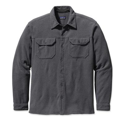 Patagonia Pique Button-Down Fleece Shirt