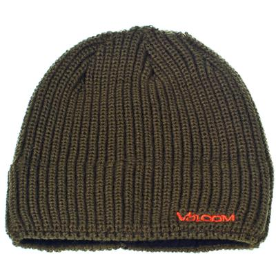 Volcom Solid Fleece Lined Beanie