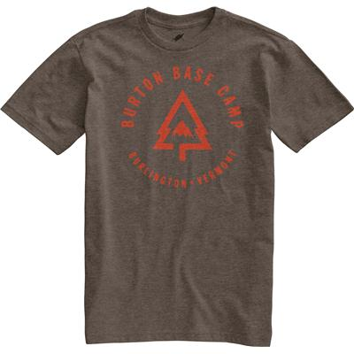 Burton Base Camp Recycled Slim T Shirt