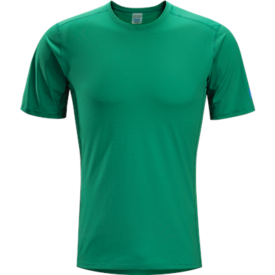 Arc'teryx Phase SL Crew Short Sleeve Top