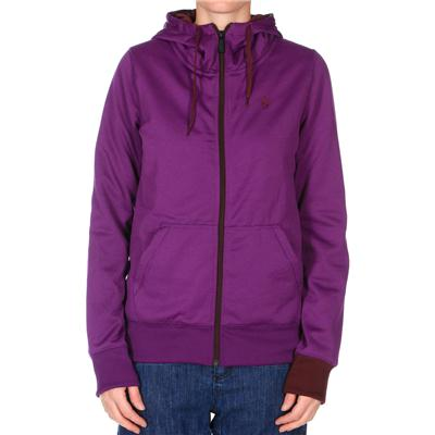 Volcom Carpel Basic Full Zip Hoodie - Women's