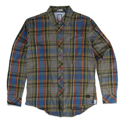 Billabong Shefield Button-Down Flannel Shirt