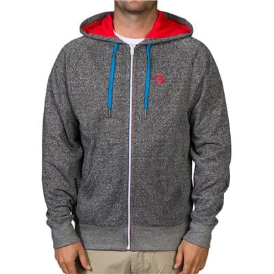 Billabong Field Fleece Full Zip Hoodie