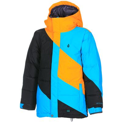 Volcom Blast Down Puff Jacket - Kid's