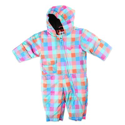 Roxy Lightning Bug One-Piece Suit - Girl's