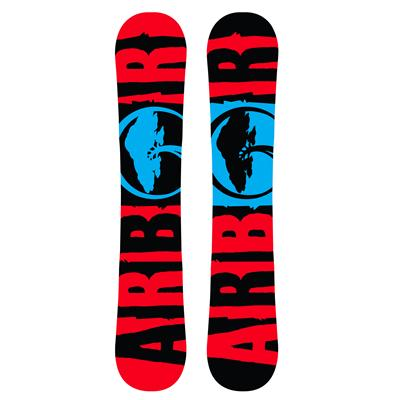 Arbor Nick Visconti Edition Draft Snowboard 2013