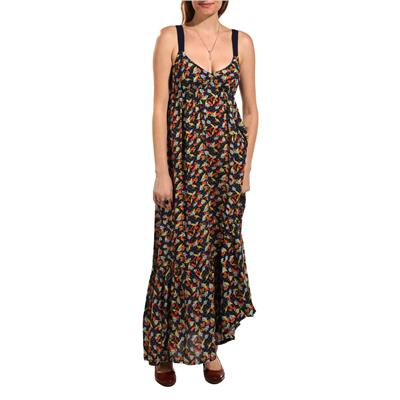 Quiksilver Fern Floral Maxi Dress - Women's