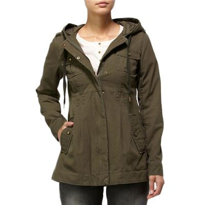 Quiksilver Atlantic Parka Jacket - Women's