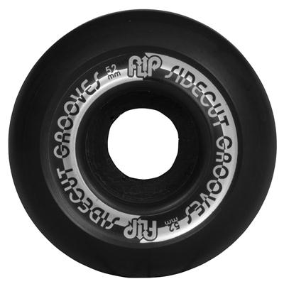 Flip Sidecuts Grooves Skateboard Wheels