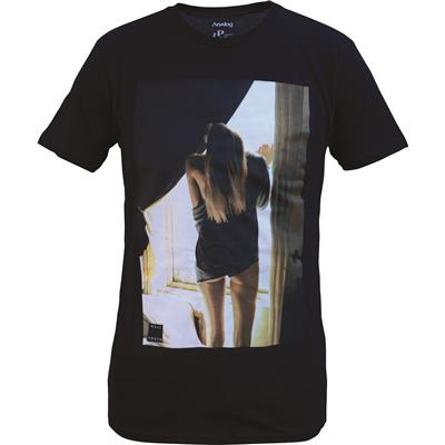 Analog Window Girl T-Shirt