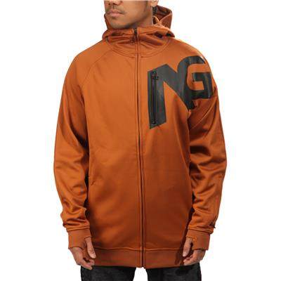 Analog Transpose Full Zip Hoodie