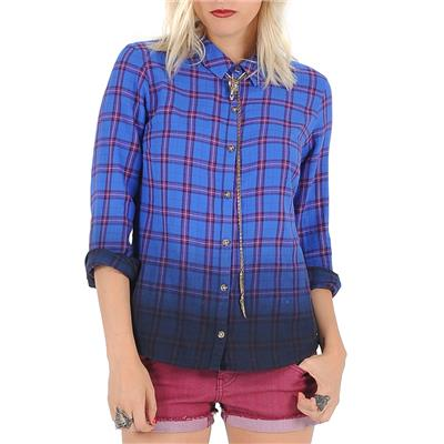 Volcom Faded Shade Button Down Shirt - Women's